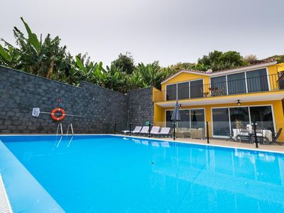 Photo for Holiday house Calheta for 2 - 4 persons with 2 bedrooms - Holiday house
