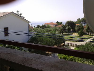 Photo for Apartment Darko  A1 JEDNOSOBNI (3+1)  - Vir, Zadar riviera, Croatia