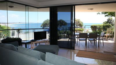 Photo for Stunning Oceanfront Apartment