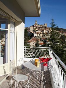Photo for Exceptional apartment south wide open nature of Vernet les Bains