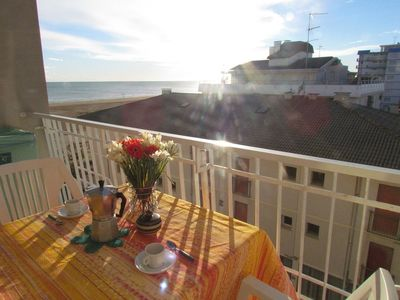 Photo for Holiday Apartment - 5 people, 50m² living space, 2 bedroom, Cabel TV, air conditioner, TV