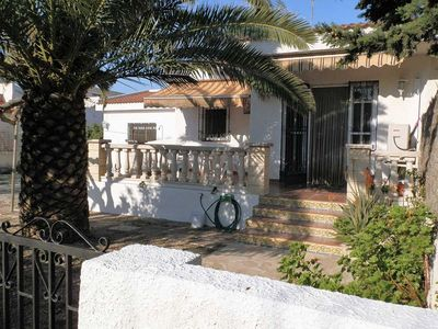 Photo for CASA FENU,Ideal house for your holidays near the sea, free wifi, air conditioning, pets allowed, dog's beach.