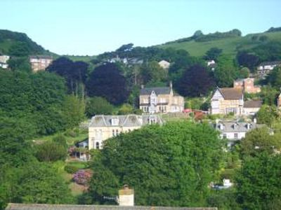 Photo for SPACIOUS VICTORIAN TOWNHOUSE WITH BEAUTIFUL VIEWS ACROSS THE TORRS