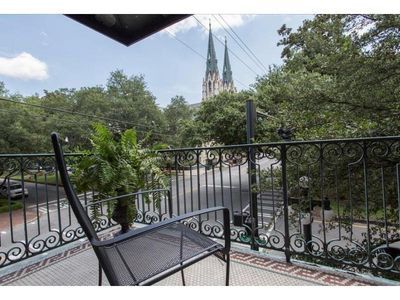 Photo for Stay with Lucky Savannah: Spacious 2 bedroom w/ private balcony on Liberty St