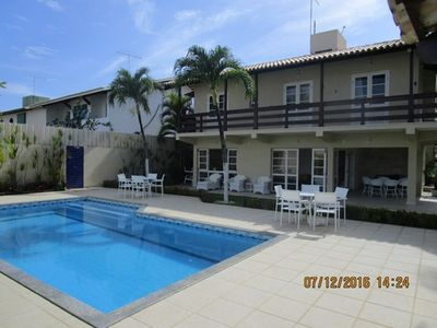 Photo for HOUSE WITH 5 BEDROOMS, POOL, AREA GOURMET - NEAR THE BEACH