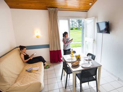Photo for Espalion, accommodation 7 people 2 bedrooms, heated pool, ideal for families