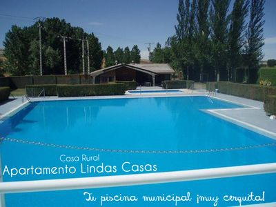 Photo for Rural Apartment LINDAS CASAS in Valladolid