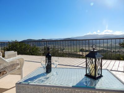 Photo for Beautiful 4 Bedroom Estate with Pool, Spa & Amazing Views!!