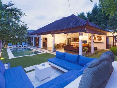 Photo for 3BR Villa Oberoi Area Seminyak! Lovely