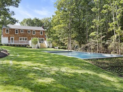 Photo for Fabulous recently remodeled Sag Harbor Home
