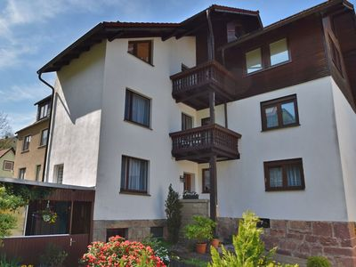Photo for Holiday home on Rennsteig in Thuringian Forest - separate entrance and garden