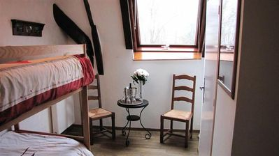 Photo for Camping Le Clos de Banes - Double Room Bunk Beds
