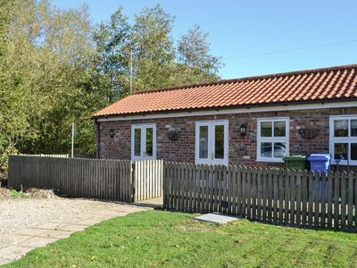 Photo for 1 bedroom accommodation in Garton, near Hornsea