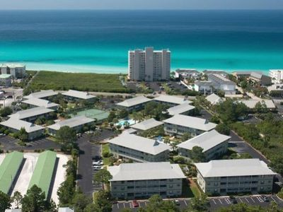 Photo for 1BR Townhome Vacation Rental in Santa Rosa Beach, Florida