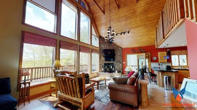 Photo for Great Views; Fireplace; Updated! Aspen Retreat