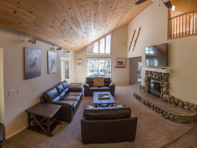 Photo for *Owner Operated* Private Tahoe Vista Home With Spa