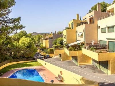 Photo for Catalunya Casas: Modern Condo in Tamarit for 6 guests, just 500m to the beaches of Costa Dorada!