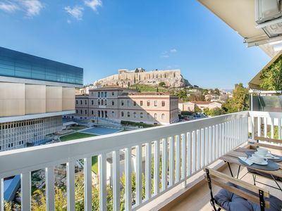 Photo for Modern flat in the grounds of Acropolis monuments