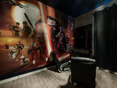 Photo for Awesome Star Wars Theme Bedroom!