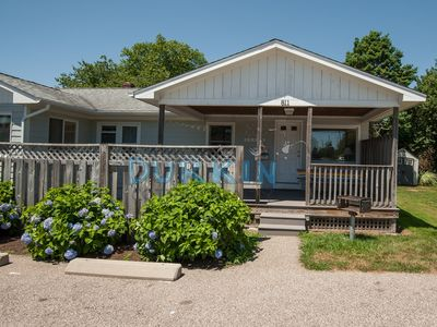 Photo for Kid-Friendly, Pool Access, Ranch with Loft, Close to Pristine Point Judith Beaches