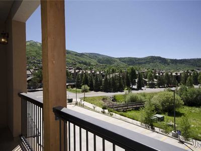 Photo for NO CLEANING FEE ~ HM3A by Mountain Resorts ~ Luxury, views, pool, hot tub, A/C