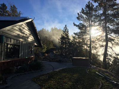 Photo for Mountain Home and GLAMPING in Idyllwild