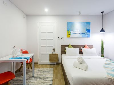 Photo for ✪ FREE DROP OFF ✪ Double ✪ Cozy Room✪ My Khe Beach (#02)