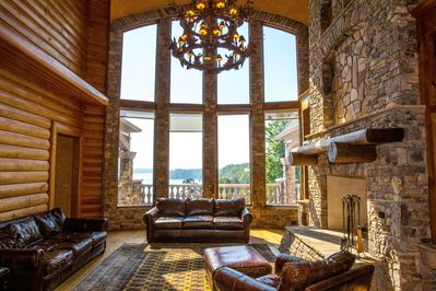Luxury Chateau With Soaring Views Over Lake Lanier - 18,000 Sq Ft - Buford
