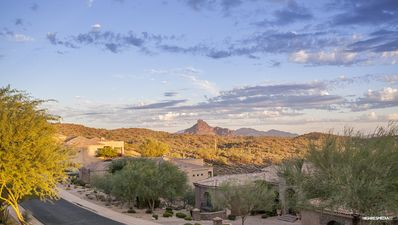 Photo for North Scottsdale Spacious 4 Bedroom home in the Mountains of Fountain Hills