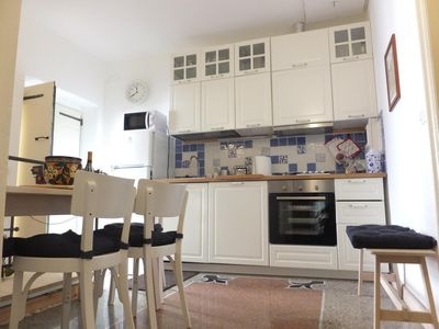 Photo for Holiday apartment Castiglione Chiavarese for 2 - 5 persons with 1 bedroom - Holiday apartment in a v