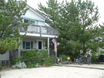 Photo for Only available August 23-30. 3 houses from Bay, 7 from Ocean, close to town.