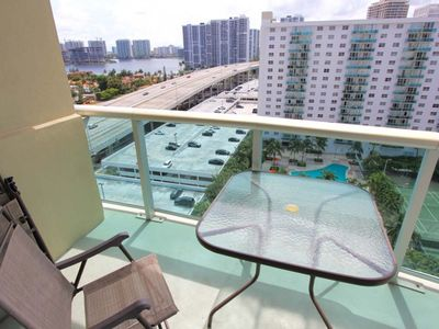 Photo for Elegant 2 BR w/ Balcony on Sunny Isles - Two Bedroom Apartment, Sleeps 6