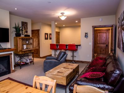 Photo for NEWLY UPDATED! BEAUTIFUL Condo on Whitefish Mountain