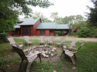 Photo for Bronco Lodge Pony / Wild Pony Cabins Broken Bow