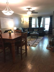 Photo for Home Theater & Hot Tub! 3 Bdr, 1 Bath, Whole House Retreat Near The Village