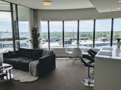 Photo for Luxury Level 2-bed 2-bath City View Apt in Olympic Park