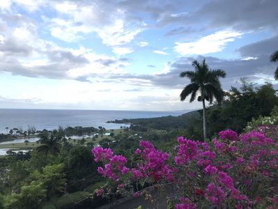 Photo for Clive House Tryall, Spectacular sea view near Montego Bay