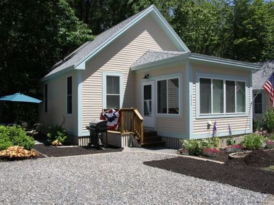 Photo for Lovely Landscaped 2bdrm Cottage! Enjoy Your Vacation to the Absolute Fullest!