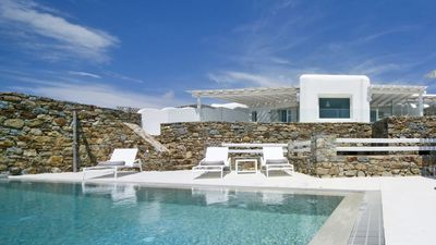 Photo for 4 Bedroom Villa with Private Pool + Sea View