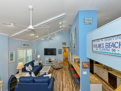 Photo for 4BR Cottage Vacation Rental in Holmes Beach, Florida
