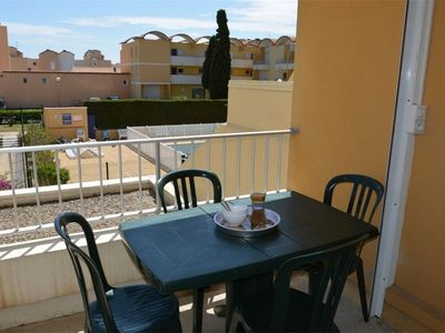 Photo for Apartment Gruissan, 1 bedroom, 6 persons