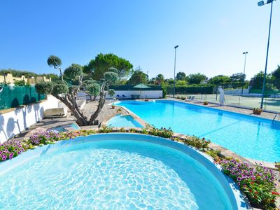 Photo for Villa Belen with swimming pooland Tennis court