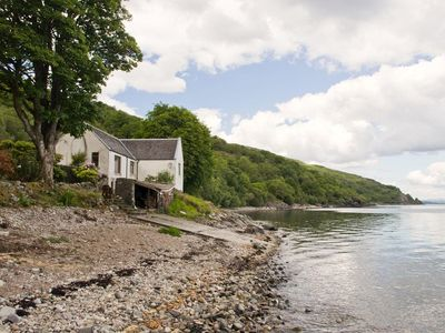 Photo for 2 bedroom property in Tarbert. Pet friendly.
