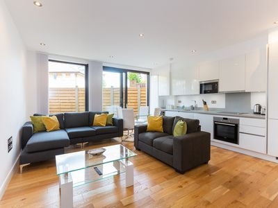 Photo for Stylish Three Bedroom Duplex In Maida Vale