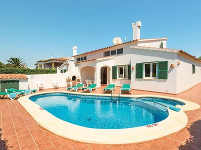 Photo for 4 bedroom Villa, sleeps 7 in Punta Grossa with Pool and WiFi