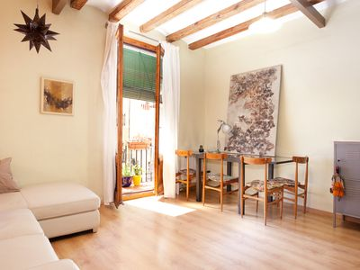 Photo for Authentic flat in Poble Sec - Paralelo
