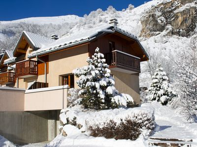 Photo for Three-room apartment chalet 5 people