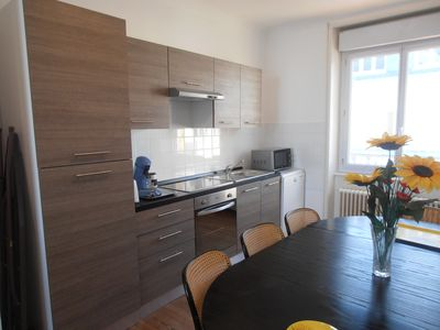 Photo for Apartment and its courtyard 6 to 12 people in Guilvinec