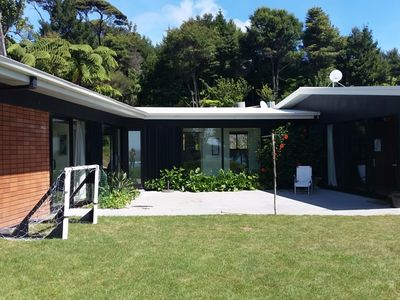 Photo for Magical surf /bush retreat with views of Tasman