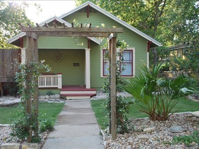 Photo for Charming Cottage in Heart of Downtown Austin